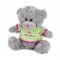 GET WELL SOON PLUSH BEAR