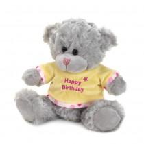 HAPPY BIRTHDAY PLUSH BEAR