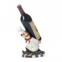 ITALIAN CHEF'S BACK WINE HOLDER