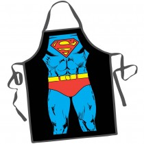 BE THE CHARACTER SUPERMAN APRON