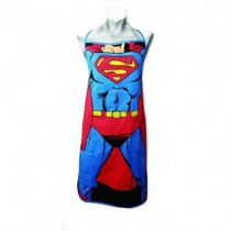 SUPERMAN COOK'S APRON WITH POCKET