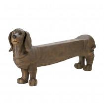 DACHSHUND DOGGY BENCH