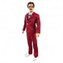 "RON BURGUNDY 13"" TALKING ACTION FIGURE"