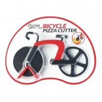 BIKE PIZZA CUTTER-RED