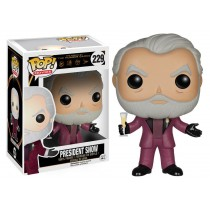 THG PRESIDENT SNOW POP! VINYL FIGURE