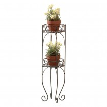 TWO-TIER PLANT STAND